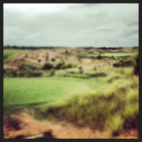 Photo taken at Twisted Dune Golf Club by Josh M. on 8/18/2013