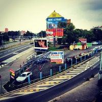 Photo taken at Nádraží Holešovice (tram, bus) by Fabrizio P. on 7/6/2013
