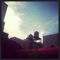 Photo taken at Hotel Metro Rooftop Bar by Angie G. on 5/31/2013