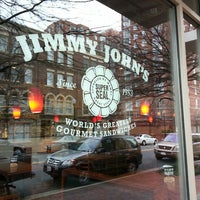 Photo taken at Jimmy John's by Christopher H. on 3/24/2013