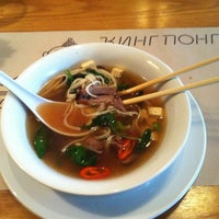 Снимок сделан в Кинг Понг пользователем Dmitri M. 10/29/2012