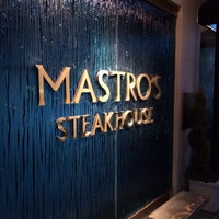 Photo taken at Mastro's Steakhouse by Bandar A. on 10/20/2013