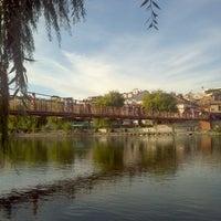 10/28/2012 tarihinde Yasin K.ziyaretçi tarafından Kızılırmak Asma Köprü'de çekilen fotoğraf