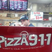 Photo taken at pizza911 by Craig L. on 9/15/2012