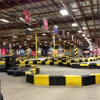 Photo taken at Pole Position Raceway by Bryan L. on 11/22/2012