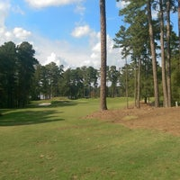 Photo taken at Cobblestone Golf Course by Mike G. on 9/21/2014