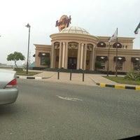 Photo taken at Hard Rock Cafe Kuwait by Dieskey Q. on 12/16/2012