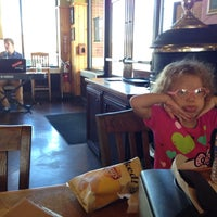 Photo taken at Potbelly Sandwich Shop by Tara C. on 9/29/2013