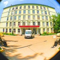 Photo taken at Академическая гимназия № 1534 (1) by Nikita N. on 7/4/2013