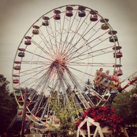 Photo taken at Knoebels Amusement Resort by John I. on 8/18/2013
