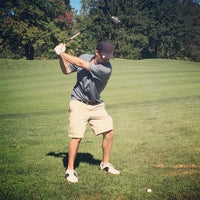 Photo taken at Rock Manor Golf Course by John I. on 9/27/2014