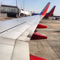 Photo taken at BWI Southwest Airlines by John I. on 4/8/2013