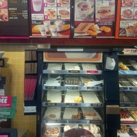 Photo taken at Dunkin' Donuts by Kelley J. on 11/20/2012