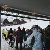 Photo taken at Bernkogel Talstation by Lili . on 1/2/2013