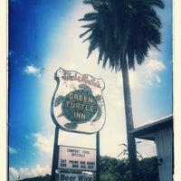 Photo taken at Green Turtle Inn by Joshua P. on 8/11/2013