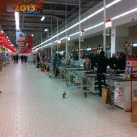 Снимок сделан в Ашан пользователем Петр П. 12/31/2012