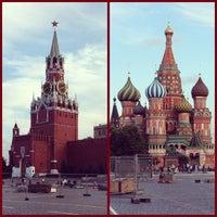 Das Foto wurde bei Roter Platz von Michael Z. am 7/28/2013 aufgenommen