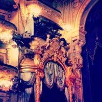 Снимок сделан в Мариинский театр пользователем Alina P. 5/26/2013