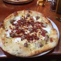 Photo taken at Mia's Pizzas by Borys P. on 1/25/2015