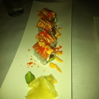 Photo taken at Wasabi Japanese Steakhouse by AP on 3/3/2013