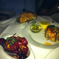 Das Foto wurde bei Eddie V's Prime Seafood von AP am 12/8/2012 aufgenommen