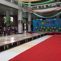 Photo taken at Ek Burapa School by Yong Y. on 9/22/2016