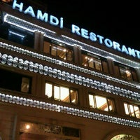 10/16/2012 tarihinde Uwe M.ziyaretçi tarafından Hamdi Restaurant'de çekilen fotoğraf