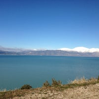 Photo taken at Isparta - Eğirdir Yolu by avni s. on 2/12/2013