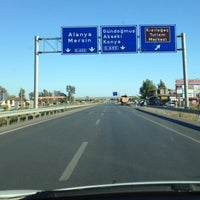 Photo taken at Antalya - Alanya Yolu by avni s. on 10/8/2013