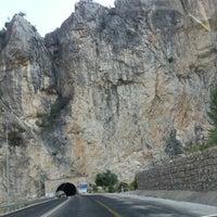Photo taken at Isparta - Antalya Yolu by avni s. on 11/20/2012