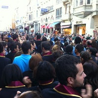 Photo taken at İstanbul Barosu by Aysun on 6/3/2013