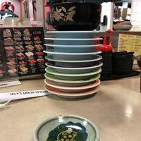 Photo taken at Marinepolis Sushi Land by Ethan L. on 1/21/2017