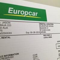 Photo taken at Europcar Economy Car Rental by Jason I. on 4/24/2013