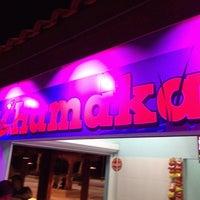 Photo taken at Hamaka Sidewalk cafe by Jason I. on 5/3/2013