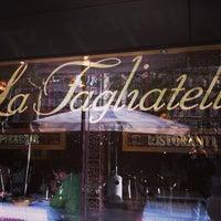 Photo taken at La Tagliatella by Luis Carlos L. on 2/27/2013
