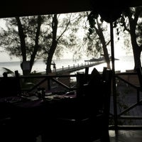 Photo taken at Rum Point Club and Restaurant by Mike L. on 7/8/2014