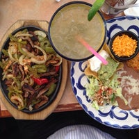 Photo taken at Casa Blanca Mexican Restaurant by Janiv R. on 10/9/2013