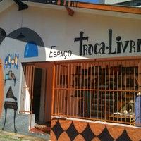 Photo taken at Espaço Troca Livro by Keisson M. on 7/13/2013