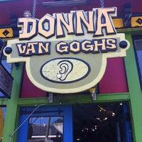 Photo taken at Donna Van Gogh's Artist Market by Graham H. on 10/5/2012