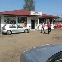 Photo taken at Little Johnny's | Jānītis Picērija by Vladimir S. on 5/9/2013