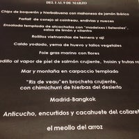 Foto scattata a Aqua Restaurant at Hotel Luz da Juan Cristian L. il 3/3/2014