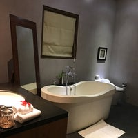 Photo taken at Plataran Borobudur Resort & Spa by Monica on 10/22/2016