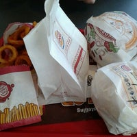 Photo taken at Burger King by LaDiva C. on 4/6/2013
