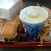 Photo taken at Burger King by LaDiva C. on 5/15/2014