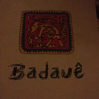 Photo taken at Badauê Restaurante by Andreia C. on 3/31/2013