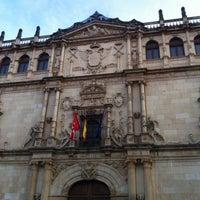 Foto tomada en Universidad de Alcalá por Selma F. el 1/26/2013