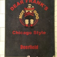 Photo taken at Dear Franks by A on 5/26/2014