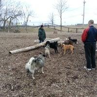 Photo taken at Bo's Run Dog Park by Greg D. on 3/30/2013