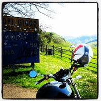 Photo taken at Passo de Il Giogo by Fabio T. on 4/24/2014