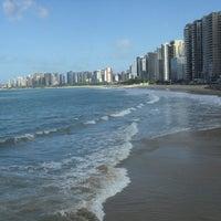 Photo taken at Avenida Beira Mar by Phellipe d. on 4/26/2013